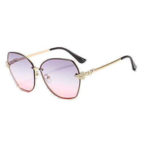 ruoyu Neue Stilvolle Sonnenbrille Metallic Diamant Zweige Zu Schmücken Damen Brille Luxus Sonnenbrille Farbe