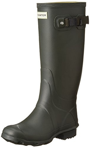 Hunter Field Huntress Ladies Boot Dark Olive
