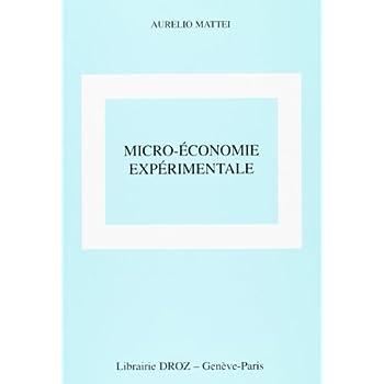 Micro-économie expérimentale