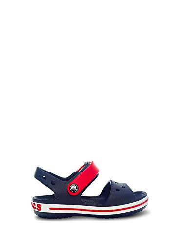 Crocs - Crocband Sandal Kids - Navy Red, Taille:EU 19-20