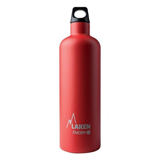 Laken Futura Thermo Borraccia Rosso 750 ml