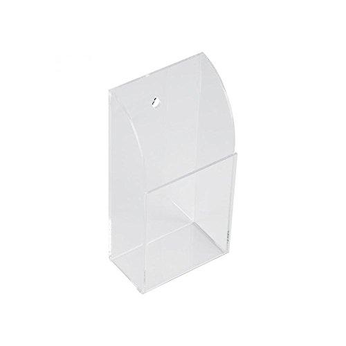 Remote Storage (Golden Lank Remote Control Storage Box Hotel Office Home Klimaanlage Acryl Fernbedienung Halter Organizer (1 grid))