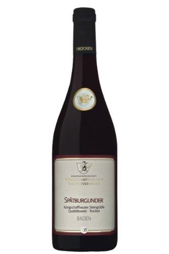 6 Fl. Spätburgunder Rotwein trocken, berühmter Jahrgang 2016
