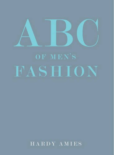 ABC of Men's Fashion por Hardy Amies
