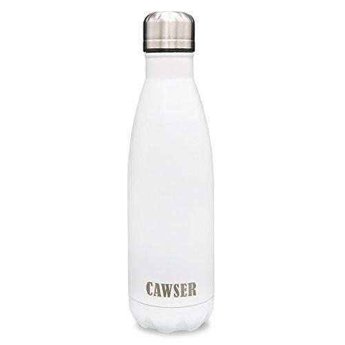 Botellas de Agua , CAWSER Botellas de Agua de Acero Inoxidable con...