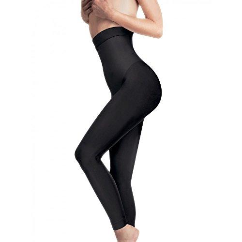 a1b41358c95ba Lytess Women's Slimming Plain Leggings, Black, ...