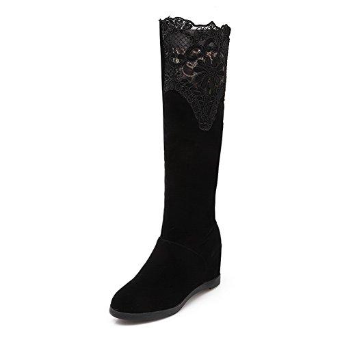 Donna Zeppa Sandali 1TO9Mns01693 Sconosciuto Black con wqIt5Bp