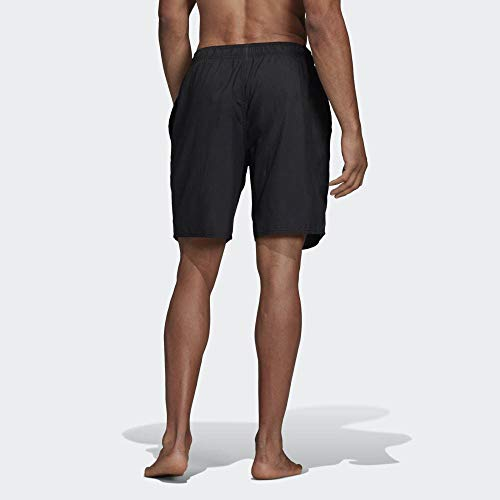 adidas Herren 3S SH CL Swimsuit, Black, 2XL