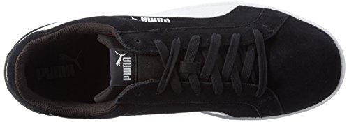 Puma Puma Smash Sd, Sneakers basses mixte adulte Noir (Puma Black-puma White 01)
