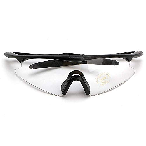Uv400 Tactical Sporty Protector Schießbrille Goggle Wandern Eyewear Military Brille Jagd Sonnenbrille