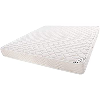 Amazon Brand - Solimo 6-inch King Size Pocket Spring Mattress (78x72x6 Inches)
