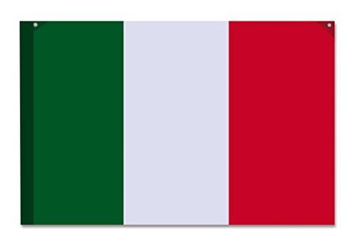 Bandiera italia italiana 100X150 con passante per