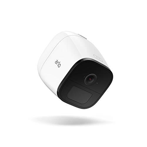 V-Camera Arlo Go by Vodafone - LTE Überwachungskamera inklusive Sim-Karte, weiss