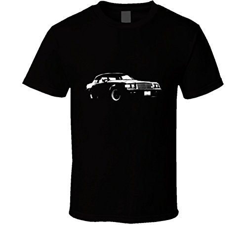 Night spread 1987 Grand National Side View Car Lover Gift Enthusiast T Shirt