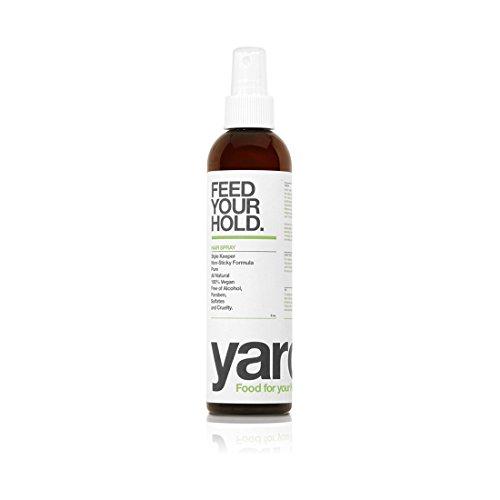 yarok Feed Your Hold Style Sustaining Hair Spray, 8.0 fl. oz. by yarok