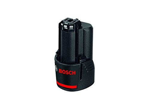 Bosch Professional Akkuschrauber GSR 12V-15 (2x 2,0 Ah Akku, 12 Volt, Schrauben-Ø max: 7 mm, in Tasche)