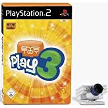 Eye Toy Play 3 Kamera Bundle