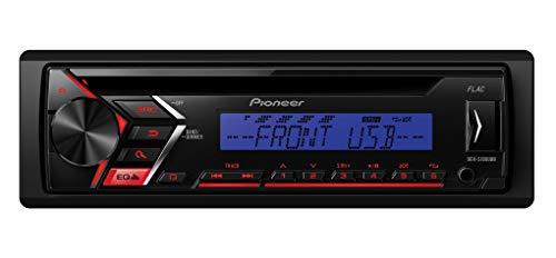 Pioneer DEH-S100UBB Autorradio Azul