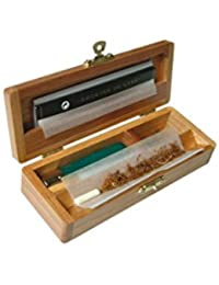 Wolf Joint Box Deluxe - Caja de madera (140x50x30 mm)