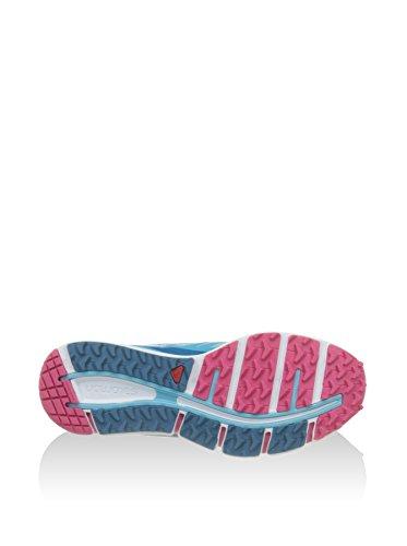 Salomon X-Wind Pro Women's Chaussure De Course à Pied blue