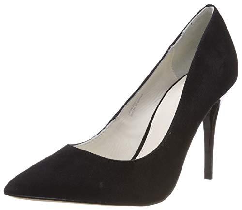 Buffalo 11877-305, Zapatos Tacón Mujer, Negro Black
