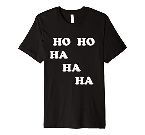 HO HO HA HA HA Laughter Yoga T-Shirt Studenten Lehrer - Baut Immunsystem