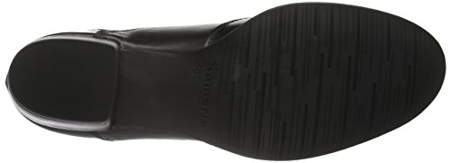 Tamaris 24303, Escarpins Femme Noir (Blk/Blk Brush 035)