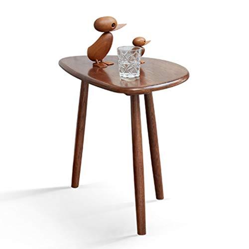 Tables Table Basse Table De Téléphone Côté Bois Massif Coin Nordique Minimaliste Moderne Petite Table Basse Salon Canapé Vert Table D'appoint Table De Lit Table À Thé Tables de dos de canapé