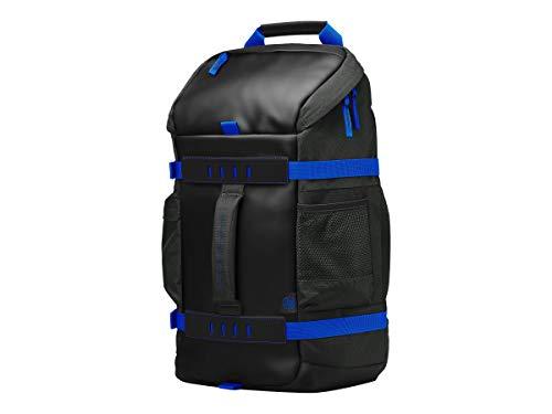 HP Odyssey Rucksack (39,62 cm / 15,6 Zoll) für Notebooks, Laptops, Tablets in blau/schwarz
