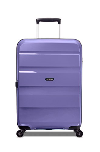American Tourister - Bon Air - Spinner 75 cm, 91 L, Lilas (Lavender Purple)