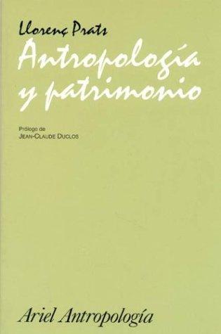 Antropologia y Patrimonio