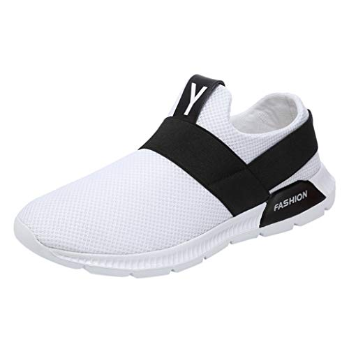 MMLC_Scarpe da Ginnastica Uomo Donna Corsa Sportive Fitness Running Palestra Sneakers Basse Scarpe Comode per Camminare Jogging