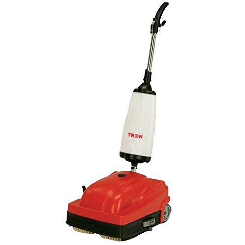 Tron lavasciuga pavimenti roltron 348 professionale 2 spazzole motore potente