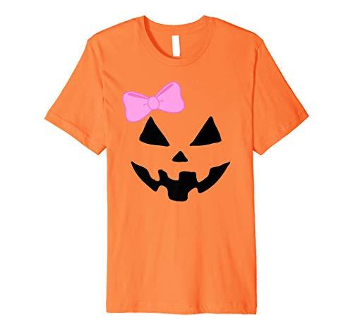 (Funny Face von Jackolantern Schleife T Shirt–Halloween-Kostüm)