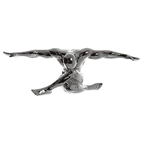 Preis am Stiel Edele Skulptur Athlet   Statue   Deko Figur   Wohnaccessoire