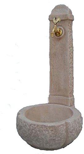 Fontana da giardino fontana camogli - h cm 100