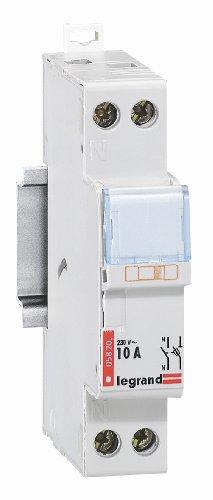 Legrand LEG005820 Coupe-circuit domestique 1p+n cartouche cylindrique domestique 10 A