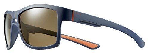 Solar Silent Sonnenbrille, polarisiert Herren, Blau