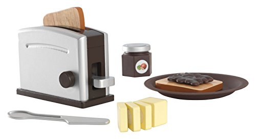 KidKraft Espresso Toaster Set - Play Kitchen accessory