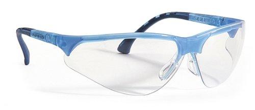 Infield Safety Schutzbrille Terminator klar, 9381105