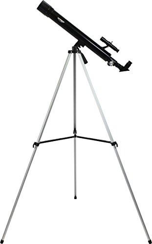 Telescopio Omegon AC 50/600 AZ, telescopio rifrattore con apertura 50 mm e lunghezza focale 600 mm