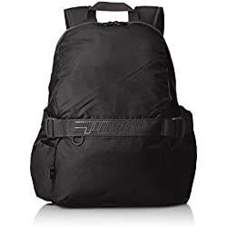 Puma Cosmic Backpack Mochilla, Mujer, Black, OSFA