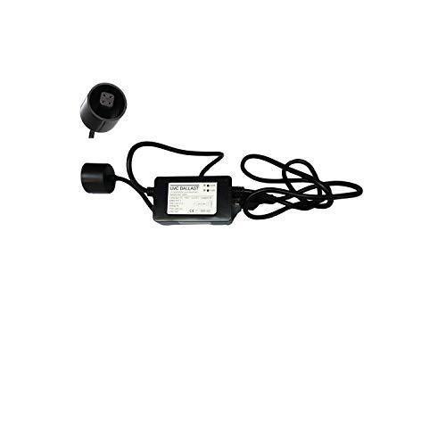 Ersatz Ballast 40W-55W fur Wasser-UV-Sterilisator mit LED und Sound alarmierend, UV totende Lampe elektronisches Vorschaltgerat und Alarm -