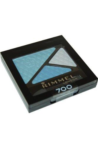 Rimmel Glam Eyes Trio Eyeshadow - 700 Maritime (Rimmel Lidschatten Trio)