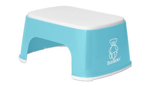 BabyBj?rn Safe Step (Turquoise) by Baby Bjorn