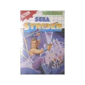 Strider – Master System – PAL