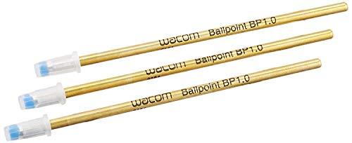 Wacom ACK22207 Ballpoint BP 1.0 Refill Gold - Für Stift Bamboo