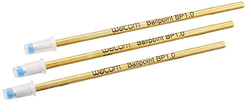 Wacom ACK22207 Ballpoint BP 1.0 Refill Gold