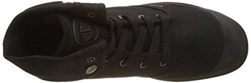Palladium Us Baggy H, Sneaker a Collo Alto Uomo Nero (Black)