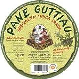 14 x 350 gr - Pane guttiau al rosmarino. Pane tipico delle quattro Barbagie - prodotto dal consorzio di produttori Il Vecchio Forno, a Fonni